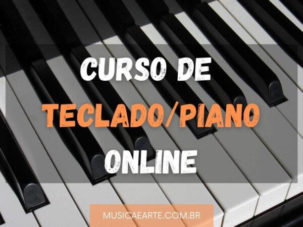 Melhores Cursos de Teclado e Piano Online (2021)